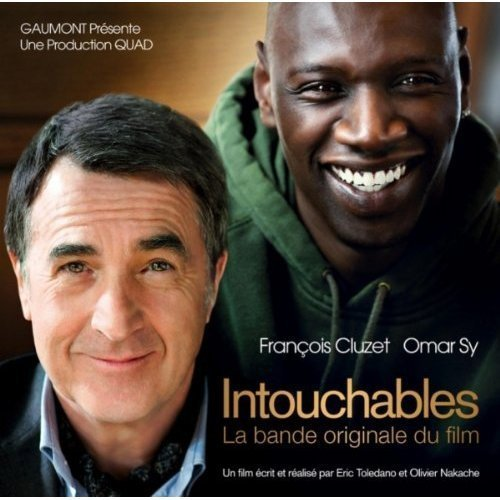 The Intouchables by The Intouchables (Motion Picture Soundtrack) (Intouchables Cd)