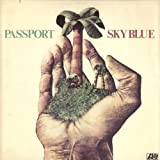 Passport: Sky Blue