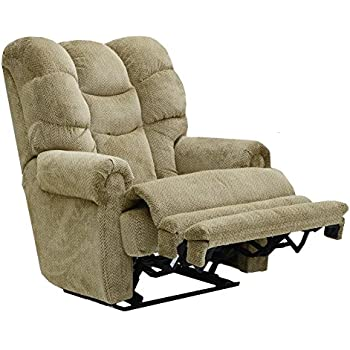 CATNAPPER 642577177025 Malone Basil  Lay Flat  Power Recliner  sc 1 st  Amazon.com : lay flat recliners - islam-shia.org