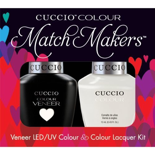 Cuccio Veneer and Colour Matchmaker Nail Polish, Verona Lace by Cuccio
