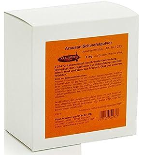 Schwefelschnitten Nicht Tropfend 20 Stk Amazon De Drogerie