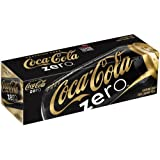 Caffeine Free Coke Zero 12 Pack of 12 Ounce Cans