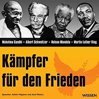 Amazoncom Kämpfer Für Den Frieden Audible Audio Edition