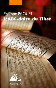 L'ABC-daire du Tibet par Philippe Paquet