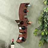 Harper Blvd Wall-mounted Curved Wine Storage Rack Review