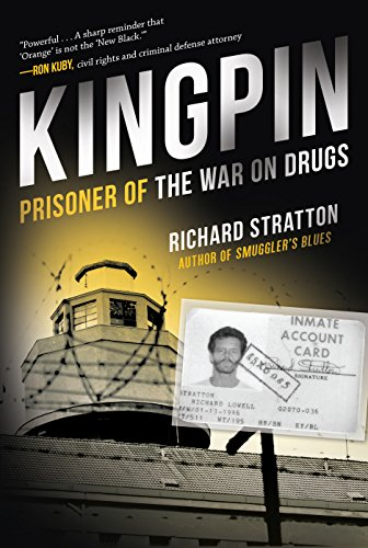 Kingpin: Prisoner of the War on Drugs cover