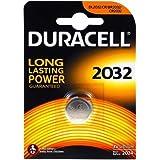 Duracell DUR033917 Lithium 3V Nicht wiederaufladbare Batterie - Nicht wiederaufladbare Batterien (Lithium, Knopf/Münze, CR2032)