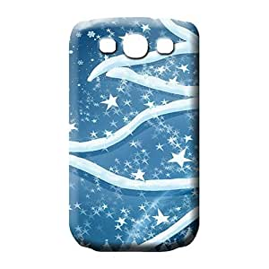 samsung galaxy s3 Classic shell Top Quality Protective Stylish Cases mobile phone covers sky blue air white cloud