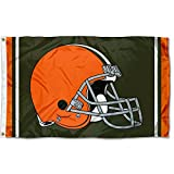 WinCraft Cleveland Browns Large NFL 3x5 Flag
