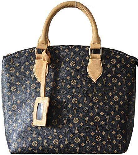 b8a82475e5 CHLOE - Camel Designer Handbag with Gold Metal zippers (Brown ...