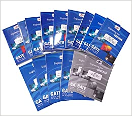 Buy GATE 2019 Computer Science Engineering Complete Set of Study