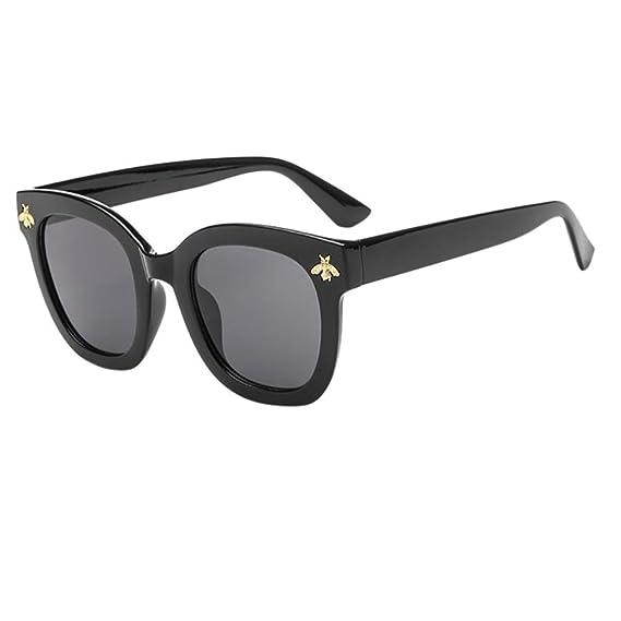Keepwin Verano Nuevo Gafas De Sol Polarizadas De Abejas Hombre & Mujer (A): Amazon.es: Ropa y accesorios