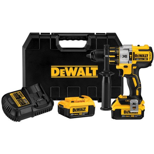 DeWALT DCD995M2R Reconditioned DCD995M2 20-Volt MAX XR 3-Speed Hammer Drill