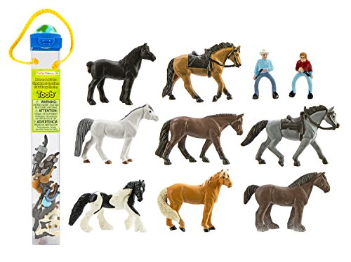 Safari Ltd  Horses and Riders TOOB ()