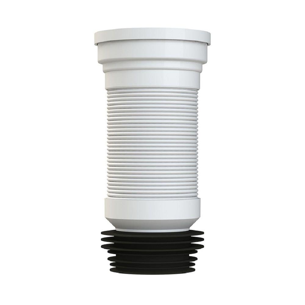 Viva Long SLINK-FIT Flexible WC Pan Connector 300mm - 700mm by Viva VDTAZ012B