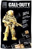 2014 Mega Bloks Call of Duty Exclusive Ghosts Mini Figure