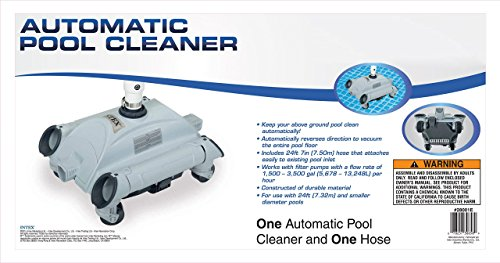 Intex Auto Pool Cleaner Automatic Pool Vacuum Cleaners