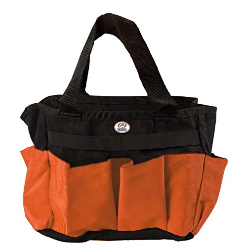 Derby Originals Horse or Dog Grooming Tote Bag Super Sale (Orange/Black)