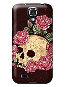 LarryToliver Customizable Series Case for samsung Galaxy s4 - Free Packaging - Beautiful Skull pictures #3 by icecream design