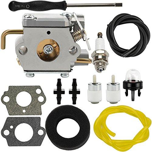 Dalom 753-04408 Carburetor w Air Filter Fuel Line for MTD Ya