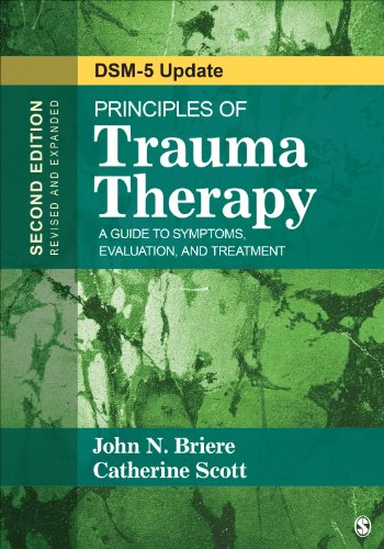 Download Principles of Trauma Therapy: A Guide to Symptoms, Evaluation, and Treatment Pdf