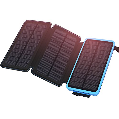Portable Solar Battery Pack - 9