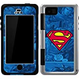 DC Comics Superman Otterbox Armor iPhone 5 & 5s Skin - Superman Logo Vinyl Decal Skin For Your Armor iPhone 5 & 5s