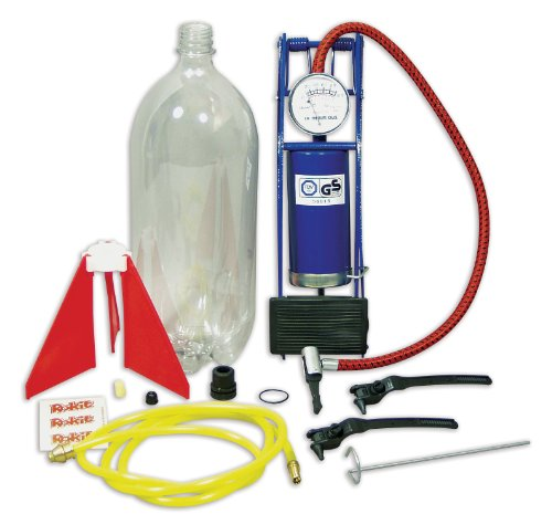 Delta Education Bottle Rokit Science Kit (Launcher Pump)