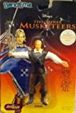 Bend-ems - Three Musketeers - Athos Figure (Kiefer Sutherland) by Disney