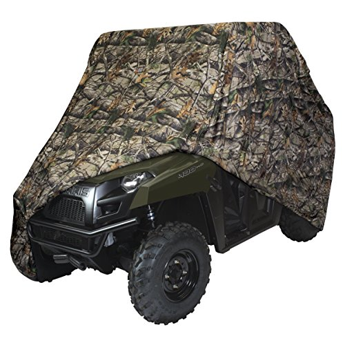 Classic Accessories 18-072-046001-00 Next Vista G1 Camo QuadGear UTV Storage Cover (For Mid Size 2 Passenger UTVs