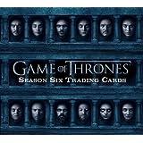 Rittenhouse Game of Thrones Season 6 Trading Cards Box