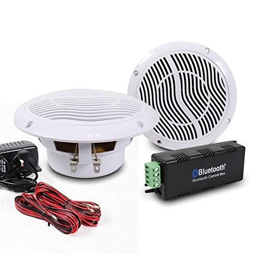 E-Audio B402BL Bluetooth plafond Speakers