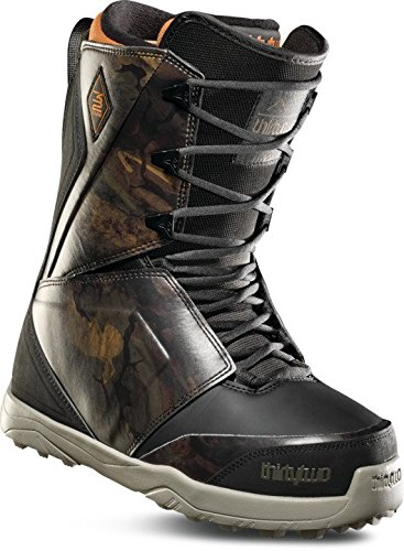 (ThirtyTwo Lashed '18 Snowboard Boots, Size 10.5, Black/Camo)
