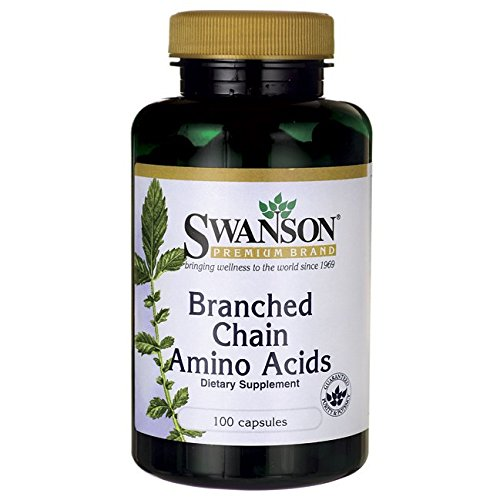 Cheap Swanson Branched-Chain Amino Acids 100 Capsules