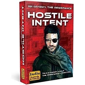 Amazon.com: Juego de cartas: la resistencia agenda oculta ...