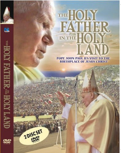 The Holy Father in the Holy Land B0002PC2ZE