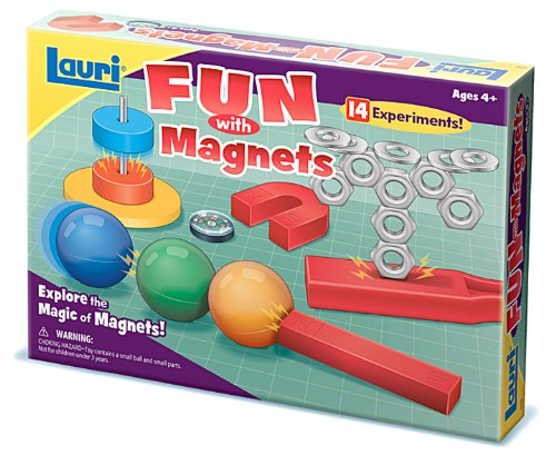 Lauri - Fun with Magnets by PlayMonster