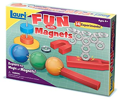 Lauri - Fun with Magnets