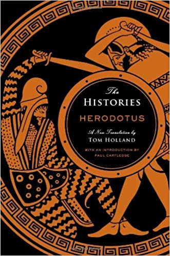 Book By Herodotus The Histories