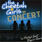 Cheetah Girls in Concert