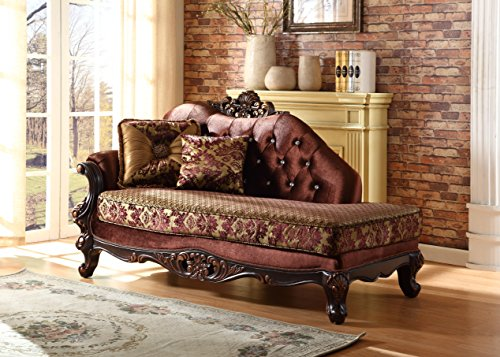Meridian Furniture Lyon Chaise Lounge For Sale