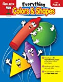 Everything Colors and Shapes, The Mailbox Books Staff, 156234885X
