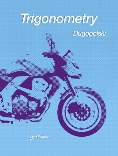 Trigonometry (3rd Edition)