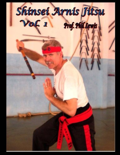 Shinsei Arnis, Vol. 1: Filipino Stick & Knife Fighting