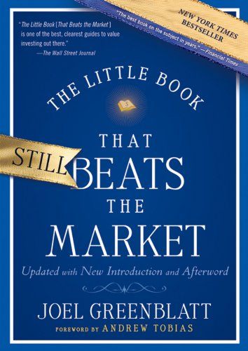 The Little Book That Still Beats the Market (Little Books. Big Profits 29) by [Greenblatt, Joel]