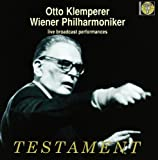 Klemperer: Live Broadcast Performances