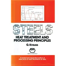 Steels: Heat Treatment and Processing Principles