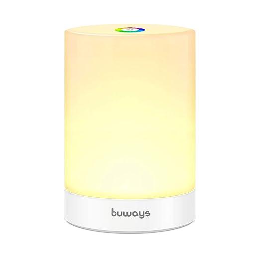 Amazon.com: Buways - Luces de noche para bebé, luz LED con ...