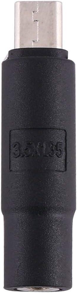 SZZME CBS ACD 10 PCS 3.5 x 1.35mm to Micro USB DC Power Plug Connector