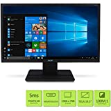 "Monitor Acer, V206HQL, 19.5"" LED, 1366 X 768, Widescreen VGA, HDMI"